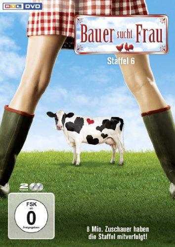 Bauer sucht Frau - Staffel 6 (2 DVDs)