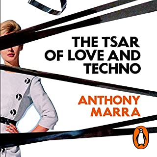 The Tsar of Love and Techno cover art
