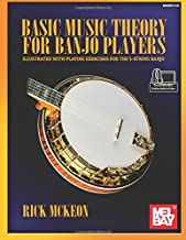 Basic Music Theory for Banjo Players: Illustrated with Playing Examples for the 5-String Banjo