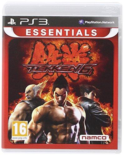 Tekken 6: Essentials (Sony PS3) [Import UK]