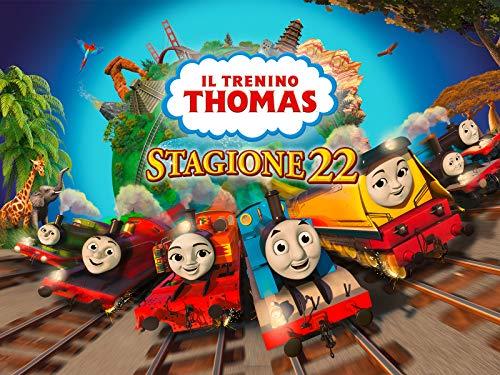 Il Trenino Thomas: Stagione 22