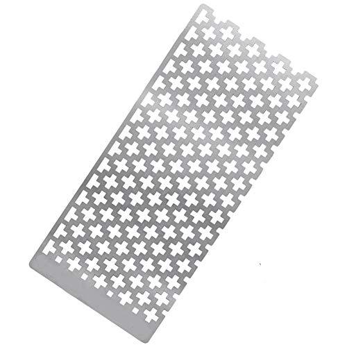 Hieefi 5d Diamante Pintura Kits De Bricolaje Inoxidable Regla Diamante Pintura Kits Square Drill Regla De Moldes De Diamante Accesorios De Pintura