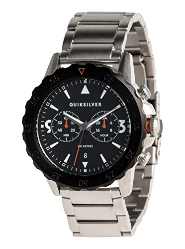 Quiksilver - Reloj Analógico - Hombre - ONE SIZE - Gris