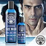 Charcoal Face Wash for Men- Scrub Away Dirt and Toxins - Cleanse, Purify and Refresh - Daily Charcoal Facial Cleanser 7