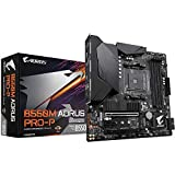 Gigabyte B550M AORUS PRO-P (AMD Ryzen 5000/B550/Micro ATX/M.2 Thermal Guard/HDMI/DVI/USB 3.2 Gen 2/DDR4/Motherboard)