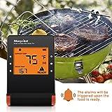 Zoom IMG-2 morpilot termometro cucina bluetooth 4