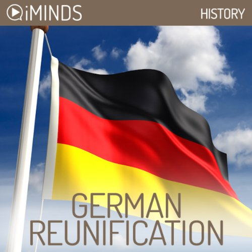 German Reunification audiobook cover art