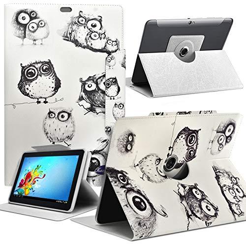 Karylax Schutzhülle Motiv MV07 Universal S für Tablet HP Pro Tablet 608 G1 8 Zoll