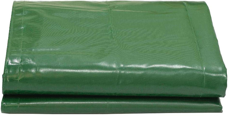Yuan Yuan Yuan Zeltplanen Plastikregenschutz-Plane im Freien, Dekoration Staub-sicherer Abdeckungs-Stoff und Öl-Stoff, Grün   8 Größen Plane B07GWNX5C8  Verkauf neuer Produkte 24d94a