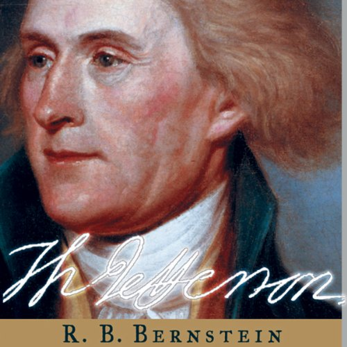 Thomas Jefferson  cover art