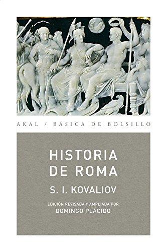 Historia de Roma: 142 (Básica de Bolsillo)