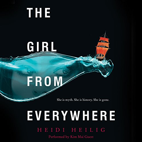The Girl from Everywhere  By  cover art