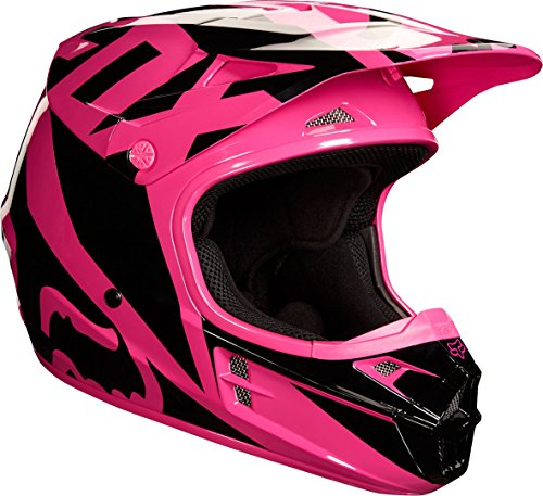 FOX V1 Race 2018 MX Helm XL (61/62) Pink