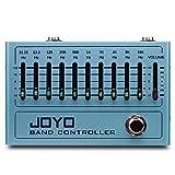 【国内正規品】JOYO ジョーヨー エフェクター R-12 10バンドイコライザー エレキギター・エレキベース用