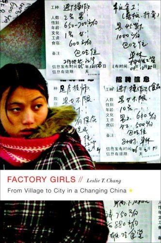 Factory Girls: From Village to City in a Changing China (English Edition)