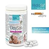 Metacril - Fútbol hipoclorito + Sales minerales en Pastillas de 7 g - DisySal Chlor Tablet 1 kg. para Piscina e hidromasaje (Jacuzzi,Teuco,Dimhora, Intex,Betway,ECC.) Envío inmediato.