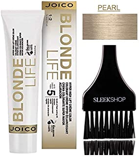 Joico Blonde Life HYPER HIGH LIFT Collection Creme Color (STYLIST KIT) (PEARL) Cream Haircolor