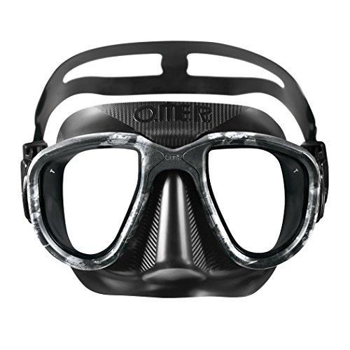 Omer Black Moon Alien Mask