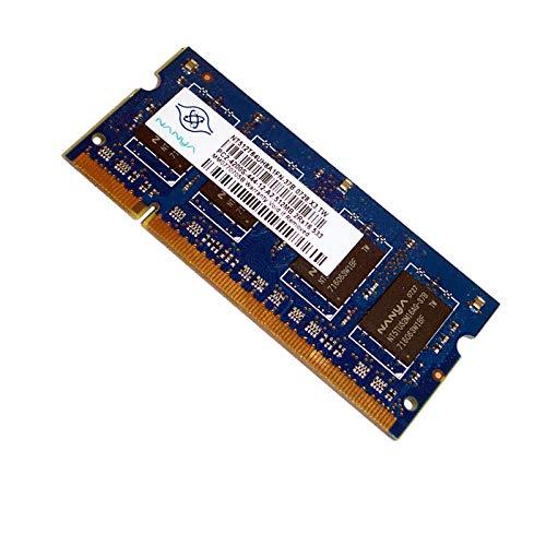 Nanya NT512T64UH8A1FN-37B So-DIMM PC2-4200S - Memoria RAM DDR2 (512 MB)