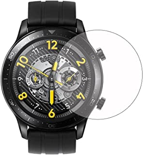 واقي من الزجاج المقسى الشفاف لساعة Realme Watch S Pro Smart Sport Smartwatch LCD واقي الشاشة