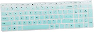 D DOLITY Soft Silicone Laptop Keyboard Skin Protector Cover for HP 15.6 inch BF