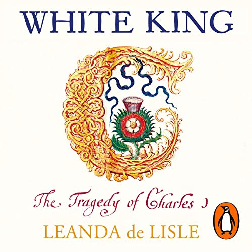Page de couverture de White King