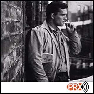 Finding My Kerouac audiobook cover art