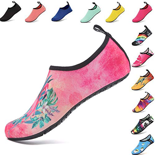 VIFUUR Water Sports Unisex/Kids Shoes Flaming Bird - 7.5-8.5 W US / 6-7 M US (38-39)