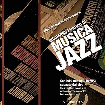 Quaderno Pratico di Musica Jazz