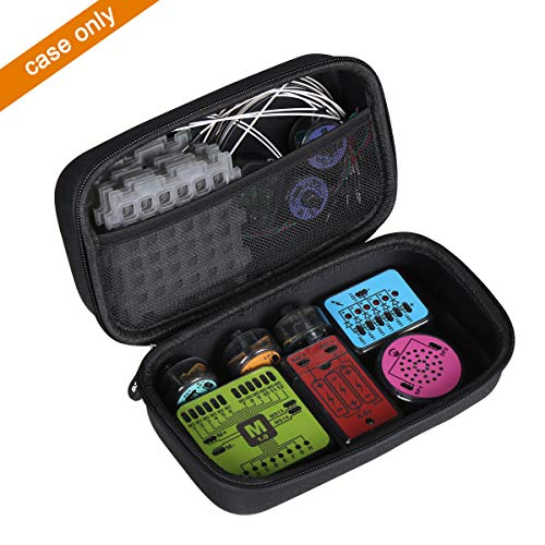 Aproca Hard Carry Travel Case for SmartLab Toys Smart Circuits Games amp Gadgets Electronics Lab