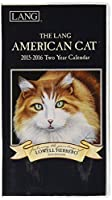LANG American Cat 2015 Two Year Planner