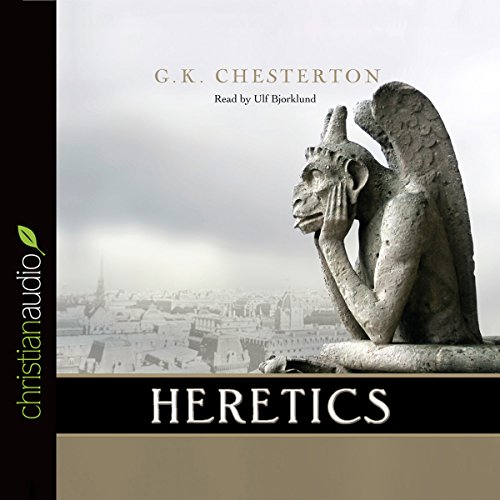 Heretics cover art