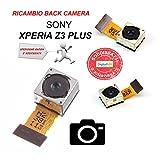 fotocamera posteriore flat flex back camera foto per sony xperia z3 plus e6533