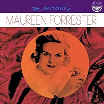 The Artistry Of Maureen Forrester