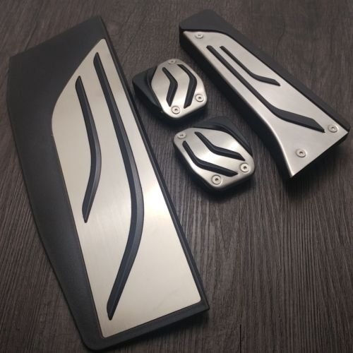 Preisvergleich Produktbild LDH Pedale Pedal Pedalkappen Für F30 F31 F32 F33 F34 M3 F80 4ER F36 1ER F20 M4 F82 (MT)