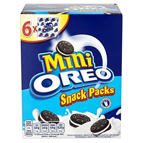 Oreo Minis 6 X 25G - Paquet de 6
