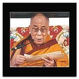 Stick It On Your Wall Mini-Poster, Dalai Lama, Druck 12,