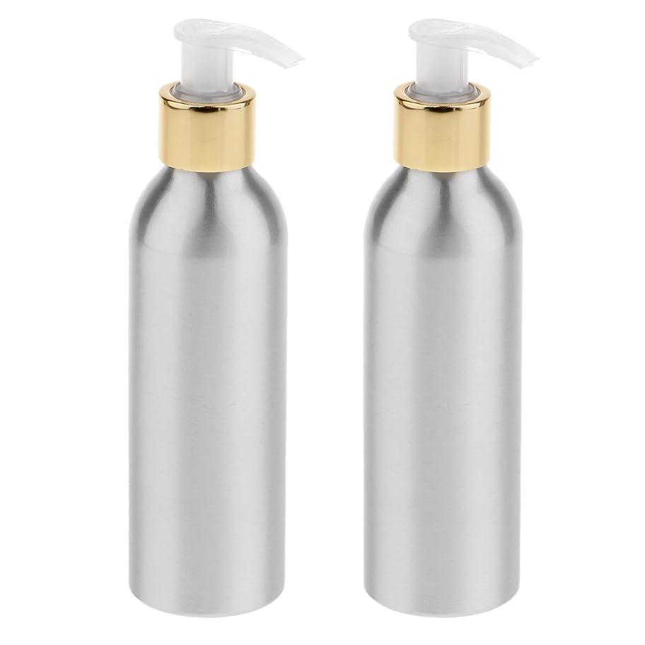 耐えられない首アイザックDYNWAVE 2本 スプレーボトル 空ボトル アルミボトル ポンプボトル 香水ボトル シャンプー 全6サイズ - 150m