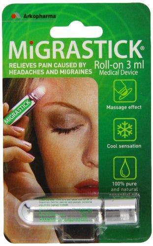 Arkopharma Migrastick Roll-On 3ml MIGRSTI000095