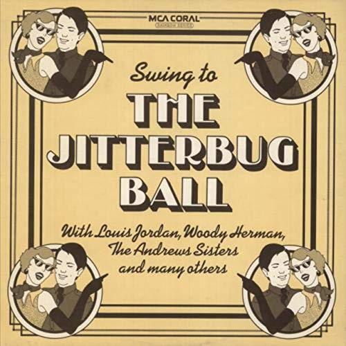 The Jitterbug Ball - Factory Sample