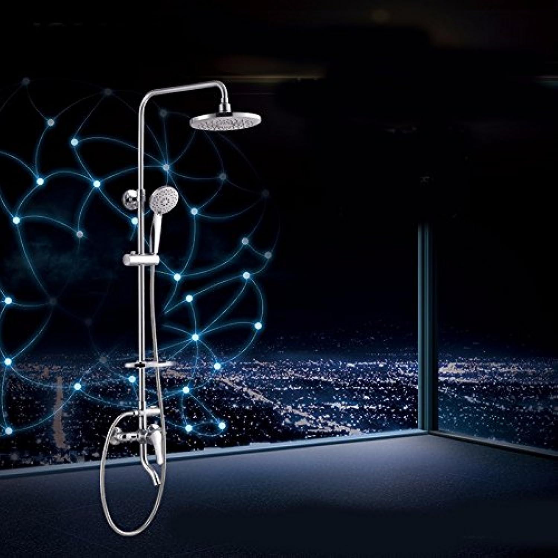 YFF@ILU Duschen Kit. Tippen Sie auf Alle messing Dusche Armaturen Sprinkler