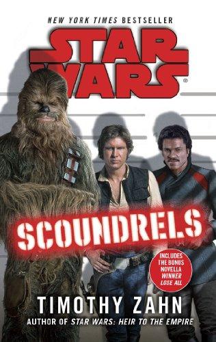 Star Wars Scoundrels Ebook Zahn Timothy Amazon Co Uk Kindle Store