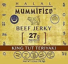 Halal Beef Jerky - King Tut Teriyaki