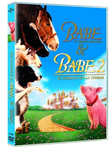 Babe el cerdito valiente 1-2 (DVD)