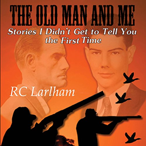 The Old Man and Me, Book 2 audiobook cover art
