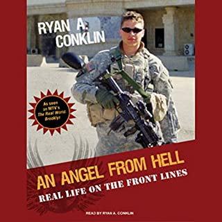 An Angel from Hell audiobook cover art
