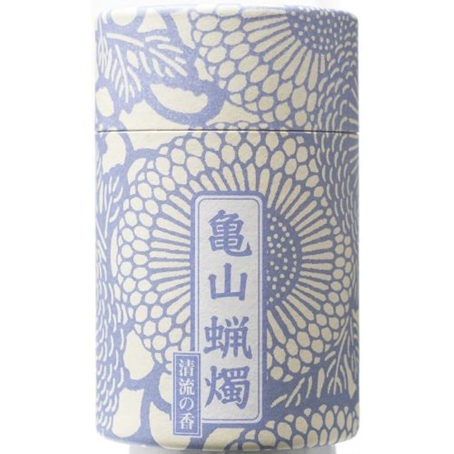 和遊 10分蝋燭(清流の香) 約116本