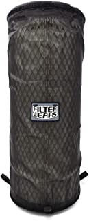 FILTERWEARS Pre-Filter F142K For Polaris Stock Air Filters 7082115 7081937, K&N PL-8715 (black)
