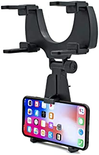 Universal Car Sun Visor Automobiles Phone Holder 240 Degree Rotation Navigation Mount Stand Clip Holder Mobile Phone Acces...