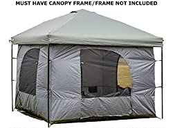 STANDING ROOM 144 FAMILY CABIN CAMPING TENT